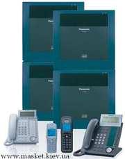 АТС Panasonic KX-TDE 600